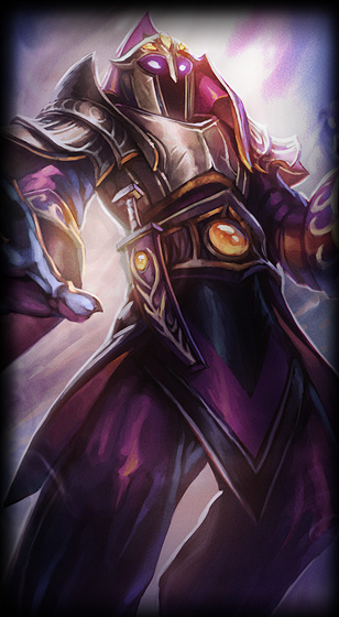 Overlord Malzahar skin for League of Legends ingame picture splash art
