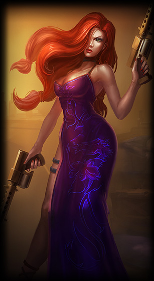 Secret Agent Miss Fortune Lol Skin Spotlight League Of
