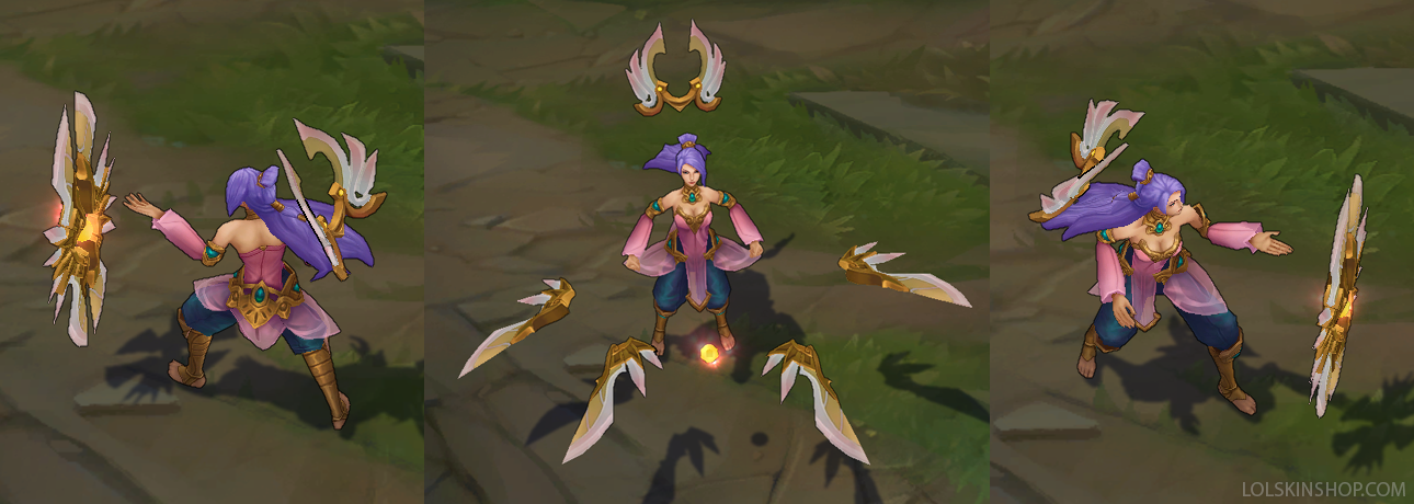 Order of the lotus irelia