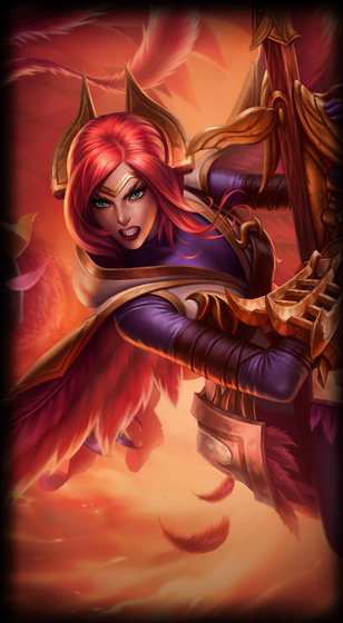 Phoenix Quinn League Of Legends Skin Lol Skin