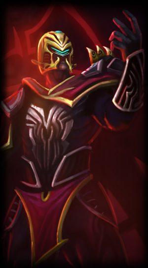 Crimson Elite Talon load screen