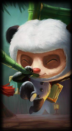 Panda Teemo load screen