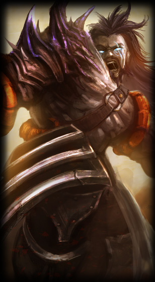 Demonblade Tryndamere - Skin for SALE! - Get it NOW