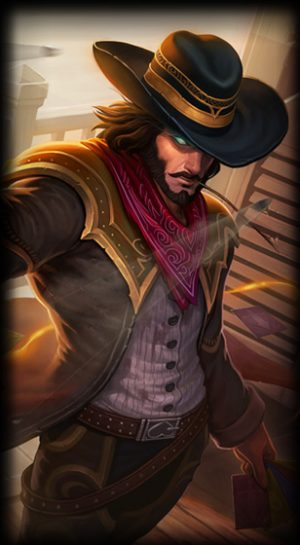 High Noon Twisted Fate load screen
