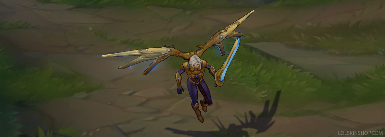 Aether Wing Kayle - Skin Spotlight - How to get this skin?