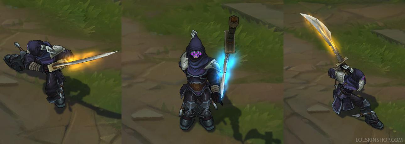 Assassin Master Yi Skin Spotlight