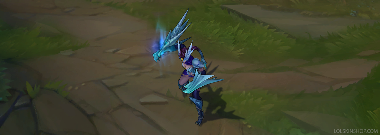 Ice Drake Shyvana - Skin for SALE! - Get it NOW