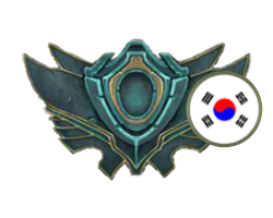 LoL Smurf Account for the Korea