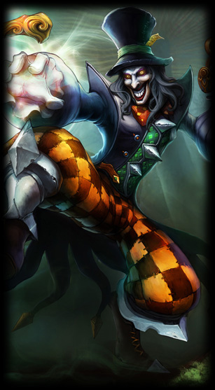 load screen mad hatter shaco