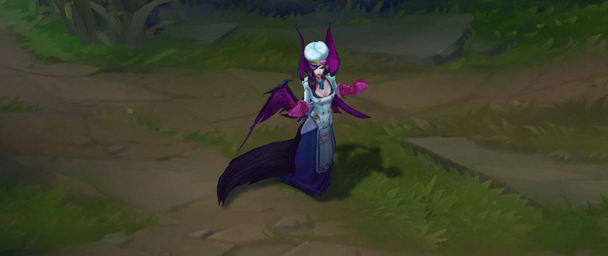 Sinful Morgana Skin