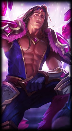 Armor of the Fifth Age Taric Loading Screen