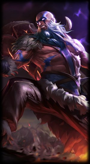 Tribal Ryze Loading Screen