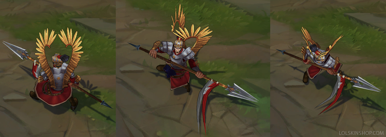 Winged Hussar Xin Zhao Skin For Sale Get It Now
