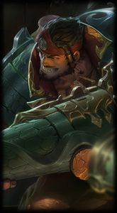 Graves Cutthroat Loading Screen