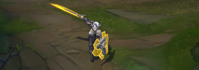 Project Leona League Of Legends