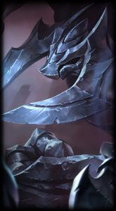 Marauder Alistar Loading Screen