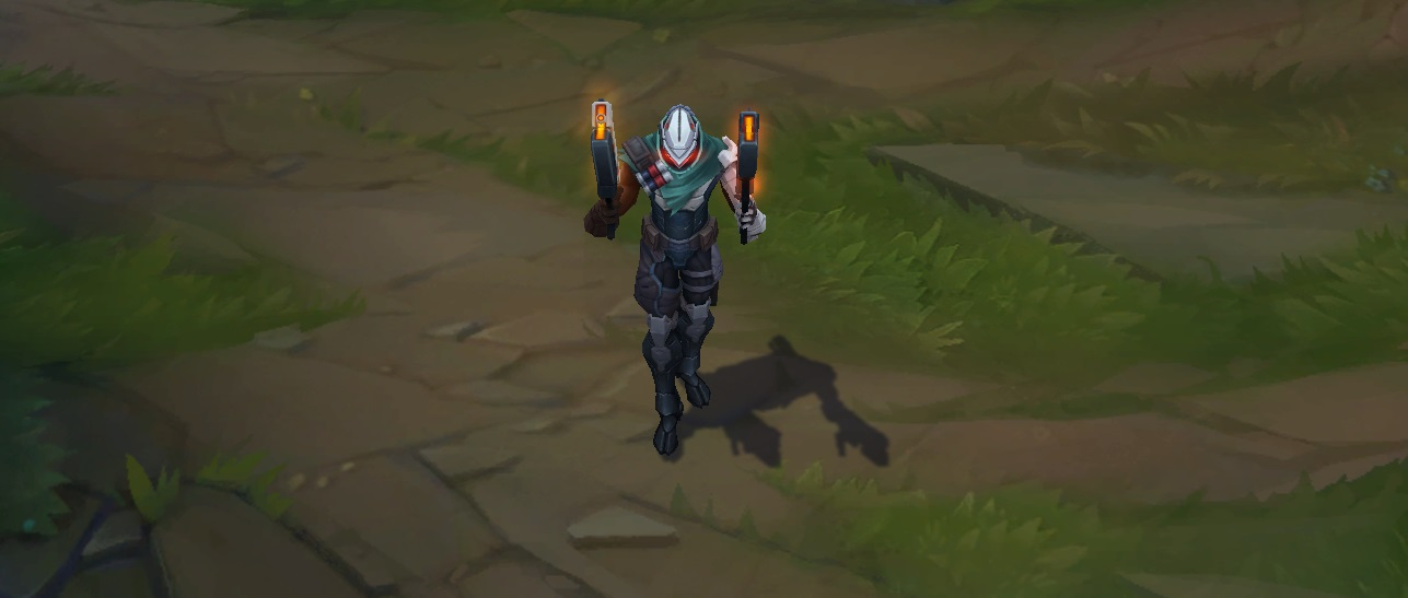 Project Lucian Lol Skin Spotlight Now For Sale Ingame