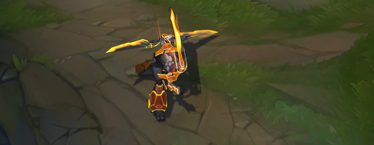 Project Master Yi Lol Skin Spotlight Now For Sale