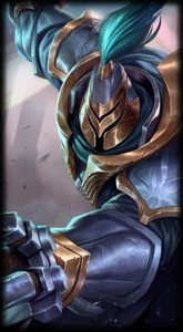 Warden Jax Loading Screen