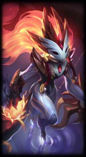 Kindred Shadowfire Loading Screen