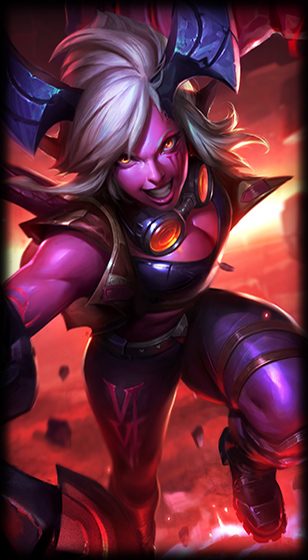 Demon Vi Loading Screen
