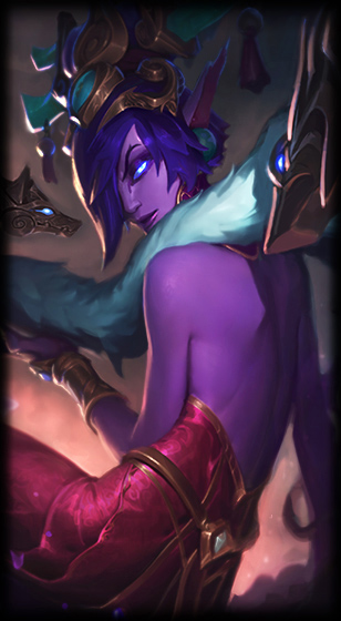 Lunar Wraith Morgana Loading Screen