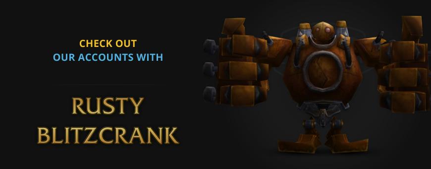 Rusty Blitzcrank
