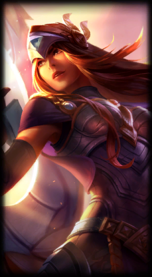 Victorious Sivir Loading Screen