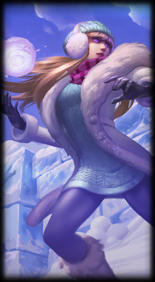 Snow Day Syndra Loading Screen