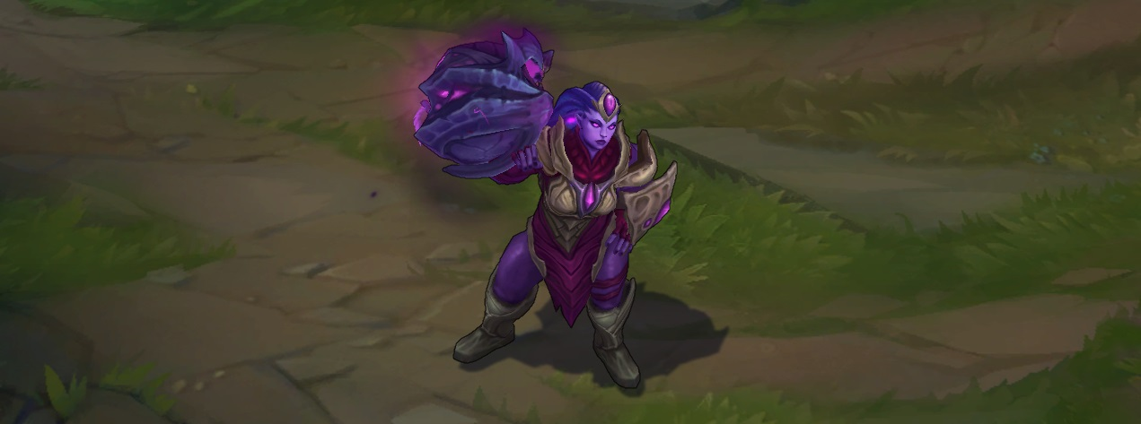 Void Bringer Illaoi Skin Spotlight Now For Sale Ingame