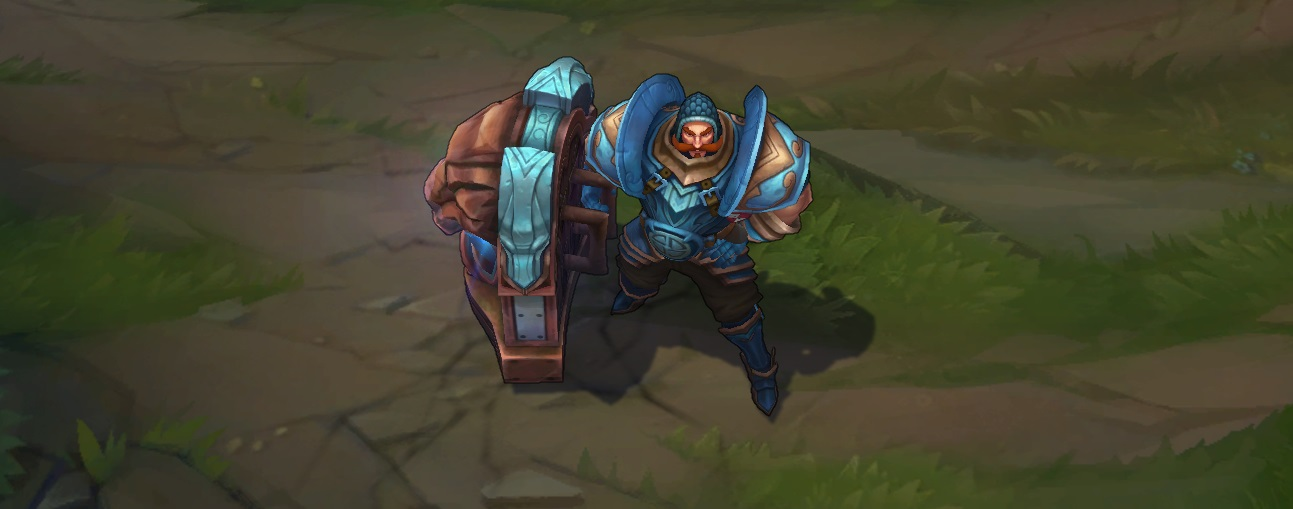 Braum Lionheart Skin Spotlight Now For Sale Ingame