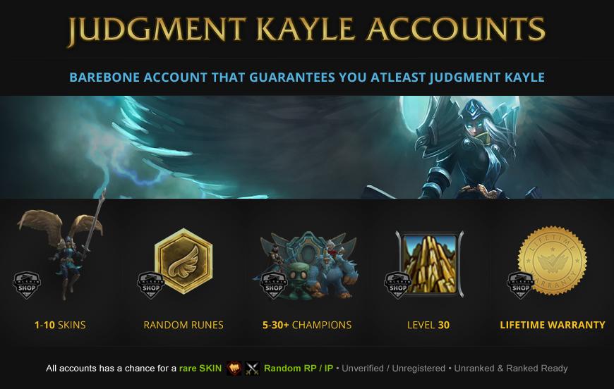 Judgment kayle