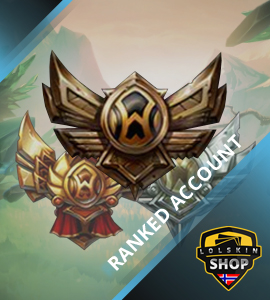 Bronze lol account