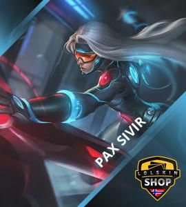 Buy Pax Sivir, Pax Sivir skin, buy Pax Sivir skin