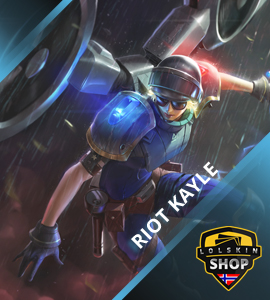 Buy Riot Kayle, Riot Kayle skin, buy Riot Kayle skin