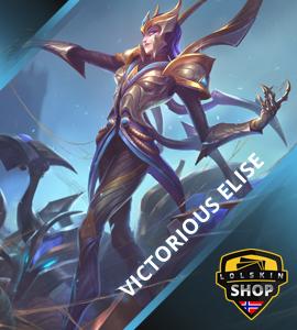 Buy Victorious Elise, Victorious Elise skin, buy Victorious Elise skin