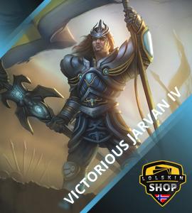 Buy Victorious Jarvan, Victorious Jarvan skin, buy Victorious Jarvan skin