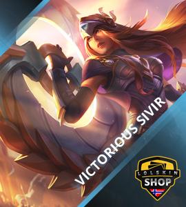 Buy Victorious Sivir, Victorious Sivir skin, buy Victorious Sivir skin