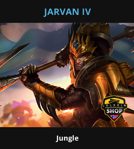 Jarvan guide, Jarvan Lol guide, Jarvan league of legends guide