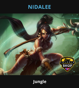 nidalee guide, nidalee Lol guide, nidalee league of legends guide