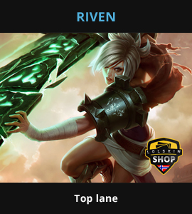 riven guide, riven Lol guide, riven league of legends guide