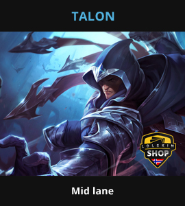 Talon guide, Talon Lol guide, Talon league of legends guide