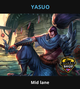 Yasuo guide, Yasuo Lol guide, Yasuo league of legends guide