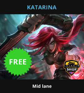 Katarina Mid Challenger Guide By The Most Played Katarina Player Euw