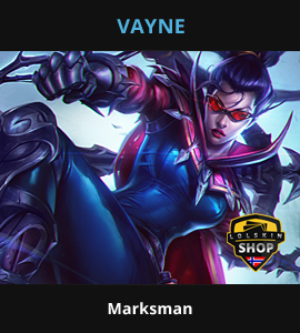 Vayne guide, Vayne LoL guide for League of Legends