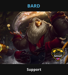 bard guide, bard Lol guide, bard league of legends guide