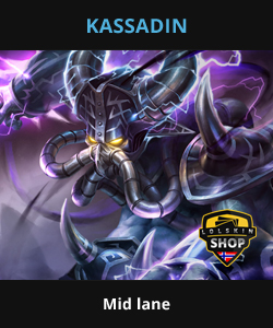 Kassadin guide, Kassadin Lol guide, Kassadin league of legends guide