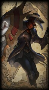 Black Scourge Singed Loading Screen
