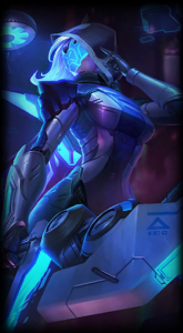 Project Ashe Loading Screen