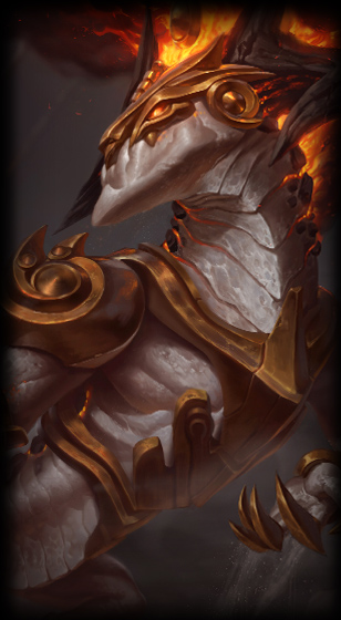 Ashen Lord Aurelion Sol Loading Screen